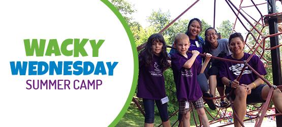 Wacky Wednesday Summer Camp