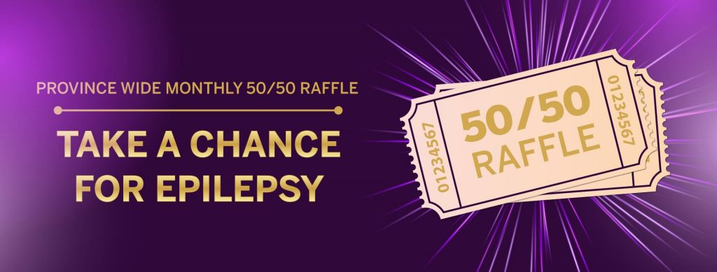 PROVINCE WIDE MONTHLY 50/50 RAFFLE