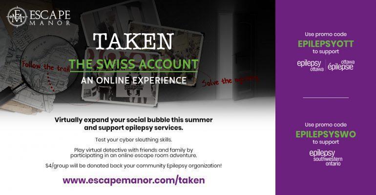 Taken: The Swiss Account