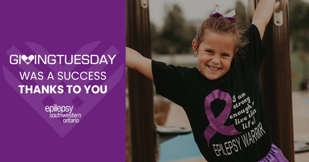 Giving Tuesday was a success thanks to YOU!