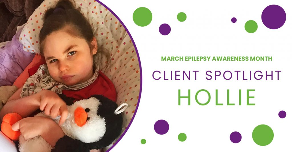 Client Spotlight: Hollie