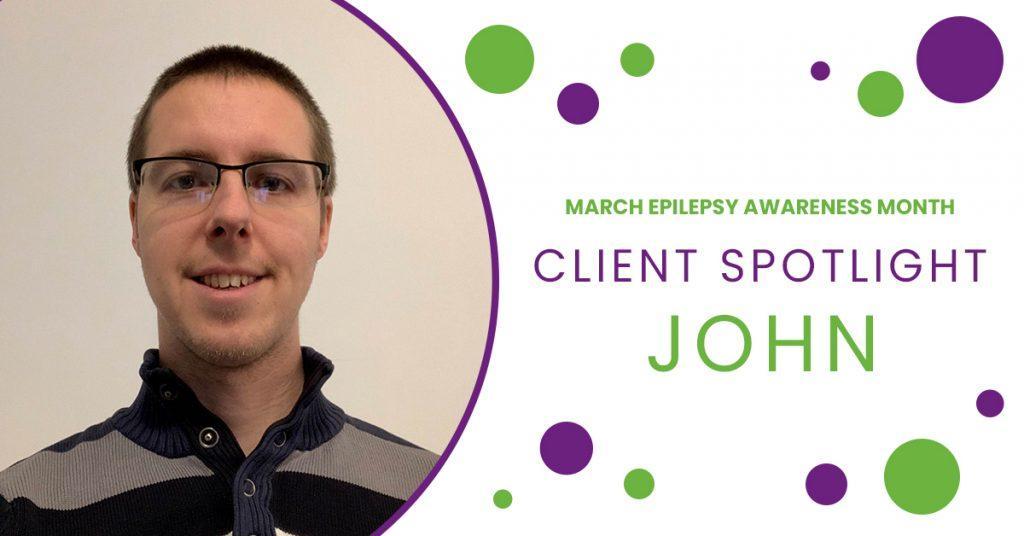 Client Spotlight: John