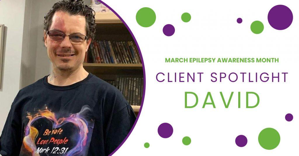 Client Spotlight: David
