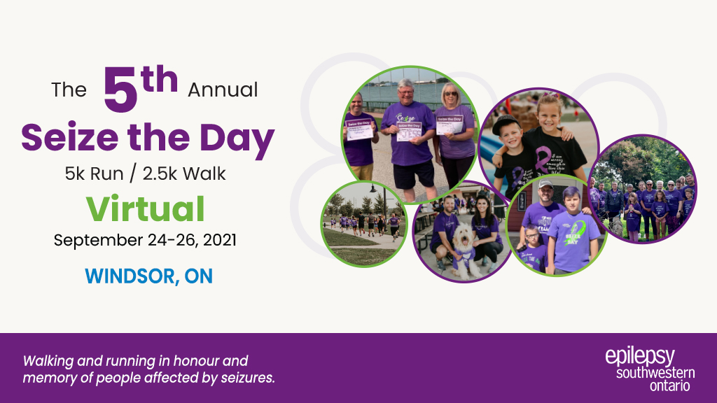 Registration is Open for Windsor's Seize the Day 2021