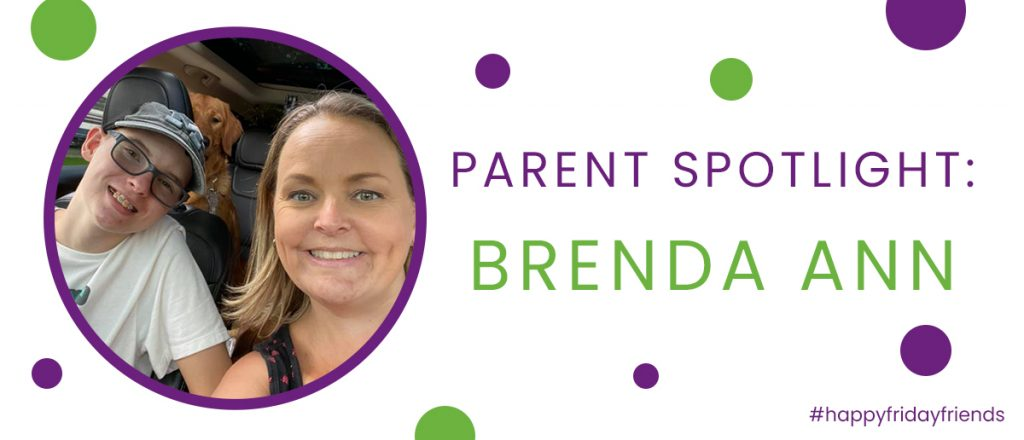 Parent Spotlight: Brenda Ann