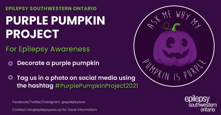 Purple Pumpkin Project 2021