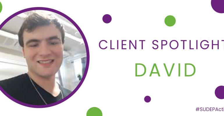 Client Story: David